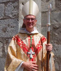 Mgr Philippe Christory, évêque de Chartres